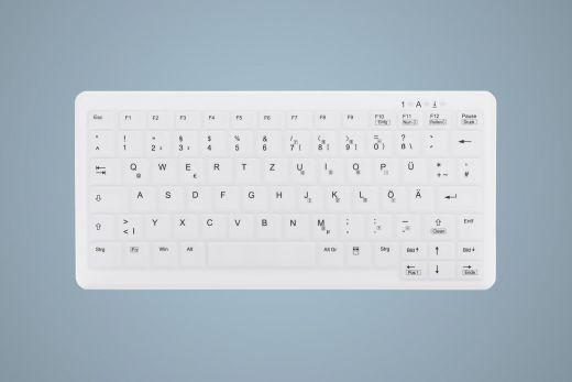 Ersatzmembran für desinfizierbare Tastatur AK-CB4110F-UW in Weiß