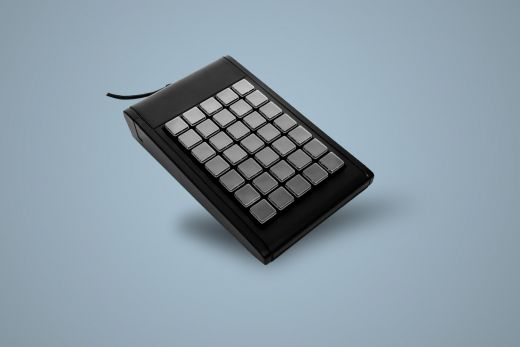 Free programmable keyboard with 35 keys