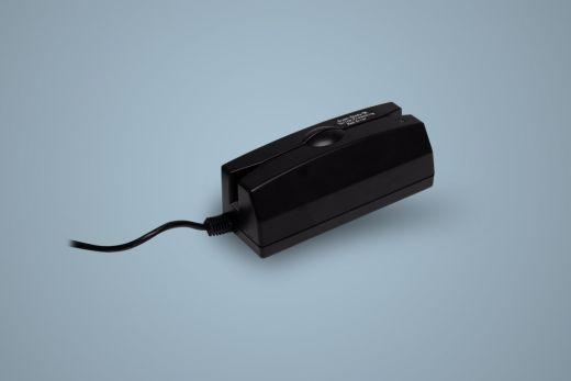 Externer USB Magnetkartenleser mit 3 Spuren