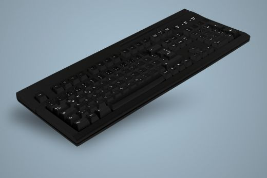 AK-880-x123W-B/GE, kabelgebundene Tastatur mit 3 spurigem Magnetkartenleser