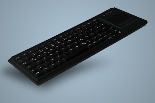 High quality Mini Desk Touchpad Keyboard
